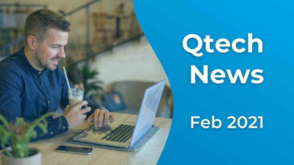 Qtech Software Travel technology Newsletter Feb 2021